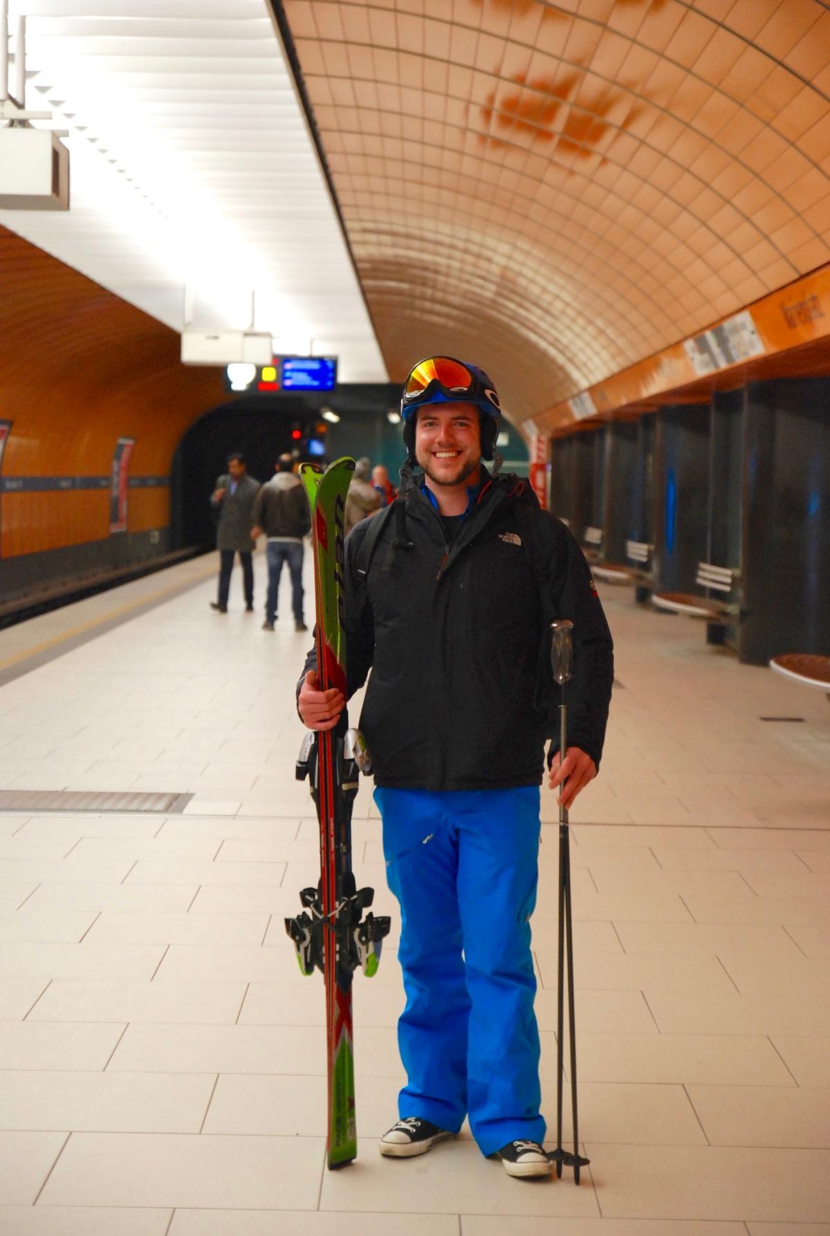 Subway Skiing